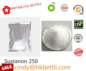 High Quality Raw Powders Testosterone Sustanon250 pictures & photos