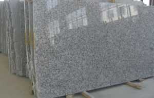 China Polished G439 Granite Slab pictures & photos