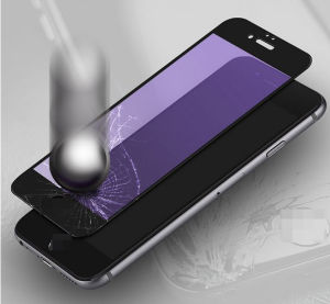 2016 Newest Full Curved 3D Tempered Glass Screen Protector for iPhone7 4.7inch pictures & photos