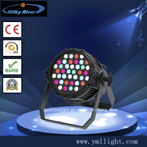 TV Studio LED Lighting 40PCS 3W 7 Mixed Colors LED Stage Lighting pictures & photos