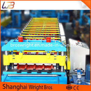 Steel Roof Profile Roll Forming Machine pictures & photos