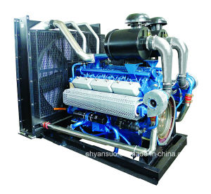 Diesel Generating Set 500kw pictures & photos