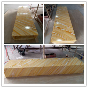 Artificial Translucent Stone for Light Box pictures & photos