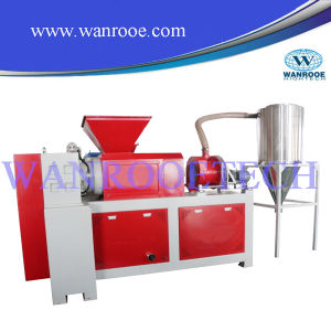 Squeezer Pelletizing Machine for PP PE Film pictures & photos