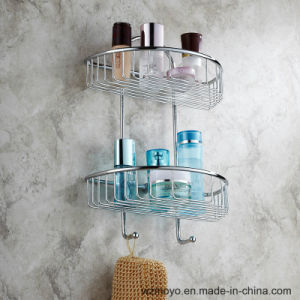 Double Corner Shelves for The Bathroom pictures & photos