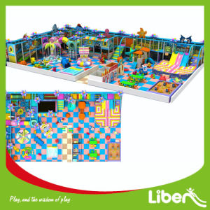 China Professional Manufacturer Customized Large Indoor Playground with High Quality pictures & photos