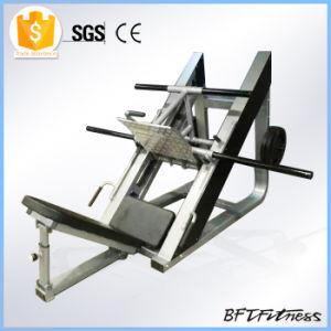 Plate Loaded Gym Leg Press Machine, Pure Strength Plate Loaded Fitness Machine pictures & photos
