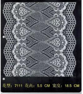 Hot Sale Lace Trim for Lady Garment (XXL7111) pictures & photos