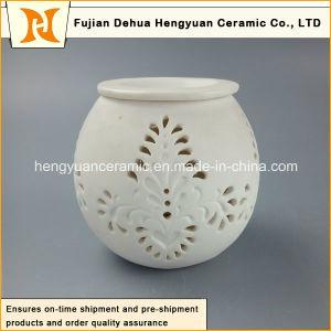New Design Ceramic Tealight Oil Burner/Wholesale Ceramic Oil Diffuser pictures & photos