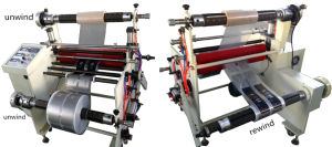 Roll to Roll Labels and Protective Film Laminating Machine pictures & photos