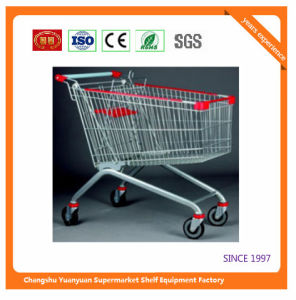 Hot Selling Standard Supermarket Shopping Trolley pictures & photos