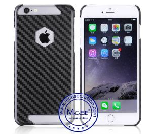 Made in China Hot Selling Carbon Fiber Cover for Apple iPhone 6 Plus/6s Plus pictures & photos