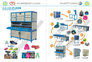 Popular High Frequency Shoe Cover Making Machine pictures & photos