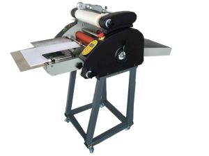 Automatic Paper Feeder Roller Laminator pictures & photos