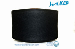 Ne 20s 18s 12s Black Yarn for Socks Yarn pictures & photos