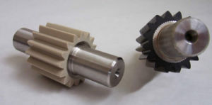 Professionally CNC Machining Idler Worm Shaft and Gear for Reducer pictures & photos