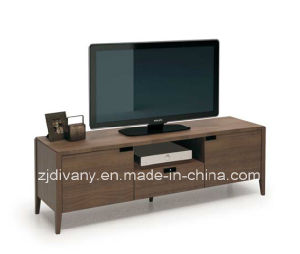 Japanese Modern Wooden TV Cabinet (SM-D35) pictures & photos