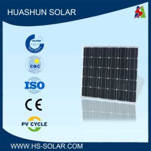 PV Module 110-130W Mono Solar Panel (SH-130S6-10)