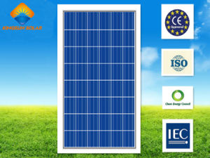 195W Hot Sale Energy Power PV Charger Polycrystalline Solar Module pictures & photos