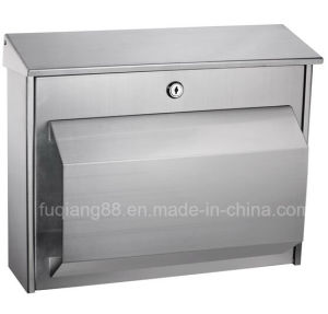 Simple Design Stainless Steel Mailbox pictures & photos