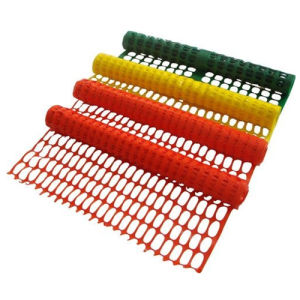 Zhuoda Factory Supply Plastic Barrier Fencing Mesh Made in China pictures & photos