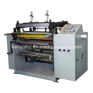 Fax Roll Slitting and Rewinding Machine