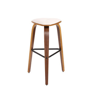 Modern Wooden Look Hotel Banquet High Bar Chair (FS-WB1716) pictures & photos