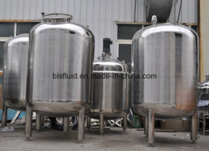 Food Grade Stainless Steel Storage Vessel pictures & photos