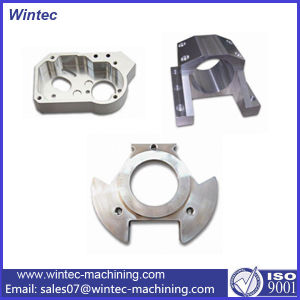 Chinese Manufacturer Steel CNC Machined Parts