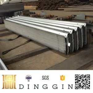 Hot DIP Galvanized Beam Guardrail for Road Safety pictures & photos