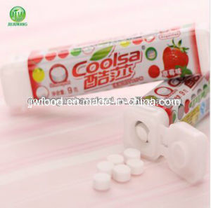Coolsa Various Fruit Flavors Good Taste Mint Candy pictures & photos
