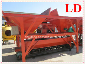 Concrete Aggregate Batching Machine for Block Making Machine