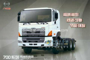 Hino Lorry Cargo Truck 6X4 pictures & photos