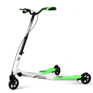 High Quality Speeder Scooter with 125mm Wheels