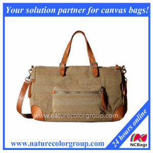 Designer Causal Canvas Travel Handbag Duffel Bag pictures & photos
