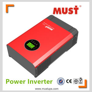 Power Inverter High Frequency 1kVA 2kVA 3kVA 4kVA 5kVA 24V 48VDC Generator pictures & photos