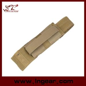 Tactical MP7 Single Magazine Pouch Bag for Military pictures & photos