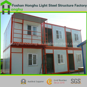 Prefabricated Portable House Container House for Sale pictures & photos