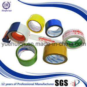with Logo Printing Carton Sealing BOPP Without Noise Tape pictures & photos