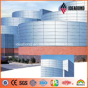 Wall Panel Color Coating Aluminium Plate pictures & photos