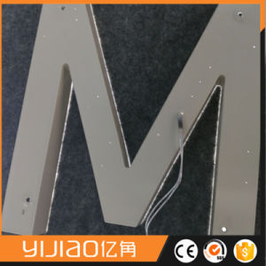 Factory Price Good Quality Epoxy Resin LED Letter pictures & photos