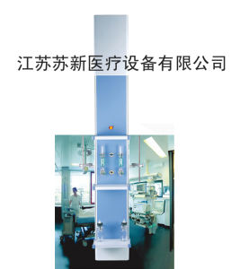 Sx-217 Multifunctional Grounding Medical Column pictures & photos