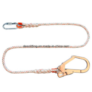 Safety Lanyard with Safety Buckle pictures & photos