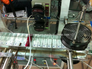 Center Sealing Plastic Bag Making Machine (GWS-300) pictures & photos