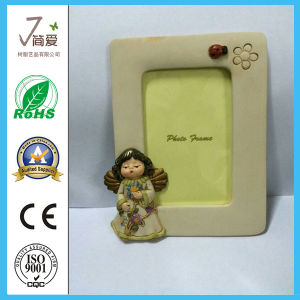 Polyresin Cute Angel Photo Picture Frame pictures & photos