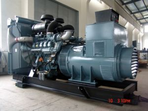 10kw~200kw Diesel Generator Set with Three Phase