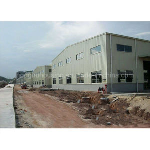 Light Steel Structure Home for Modular House Color Steel Frame Warehouse pictures & photos