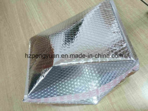 Metallic Bubble Bag for Wine Bottle Protective Packaging pictures & photos