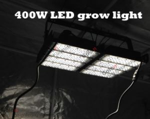 LED Grow Light Kits 400W IP65 Waterproof 5 Years Warranty 100-277VAC LED Grow Lights USA UK Au EU Plug LED Grow Light Kit pictures & photos