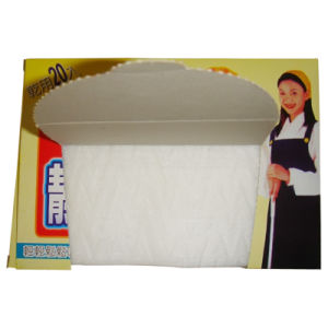 Dust Absorbed Static Disposable Nonwoven Dry Wipes pictures & photos
